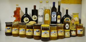Domači med in žganje Kodran